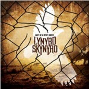 CD Last of a Dyin' Breed di Lynyrd Skynyrd