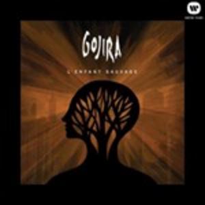 CD L'enfant sauvage di Gojira