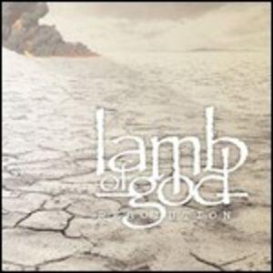 CD Resolution di Lamb of God