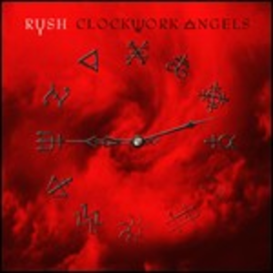 CD Clockwork Angels di Rush