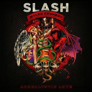Foto Cover di Apocalyptic Love, CD di Slash, prodotto da Roadrunner