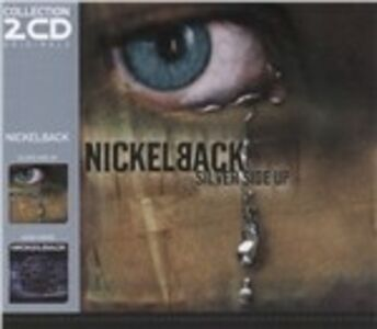 CD Silver Side Up - Dark Horse di Nickelback