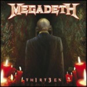 CD Th1rt3en di Megadeth