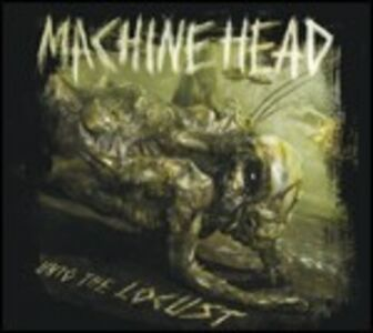 CD Unto the Locust di Machine Head