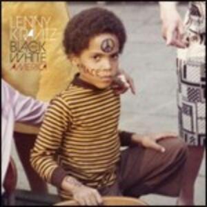 Black and White America - CD Audio di Lenny Kravitz