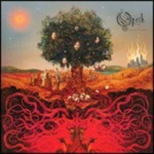 CD Heritage di Opeth