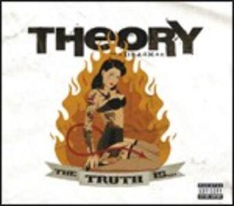 Foto Cover di The Truth Is..., CD di Theory of a Deadman, prodotto da Roadrunner