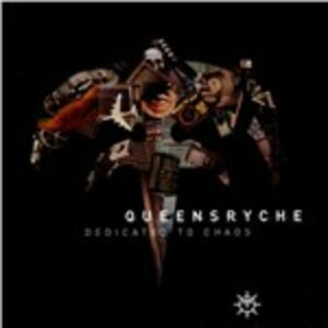 CD Dedicated to Chaos di Queensryche