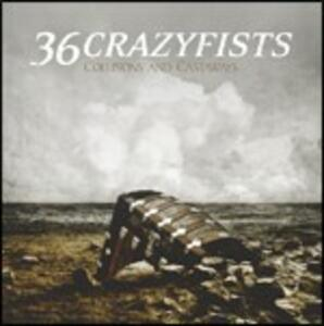 Collisions and Castaways - CD Audio di 36 Crazyfists