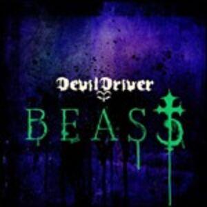 CD Beast di Devildriver