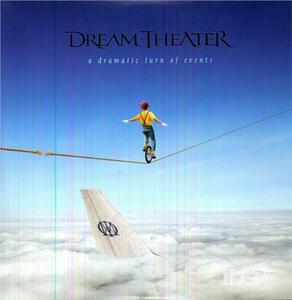 Dramatic Turn of Events - Vinile LP di Dream Theater