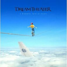CD A Dramatic Turn of Events Dream Theater