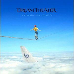 CD A Dramatic Turn of Events di Dream Theater