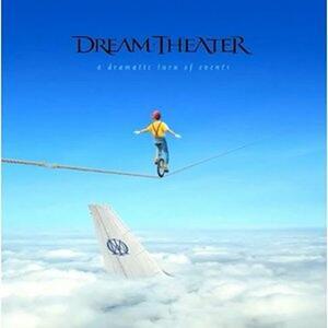 A Dramatic Turn of Events - CD Audio + DVD di Dream Theater