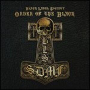 CD Order of the Black di Black Label Society