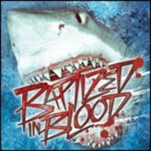 CD Baptized in Blood di Baptized in Blood