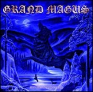 CD Hammer of the North di Grand Magus