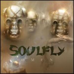 CD Omen di Soulfly