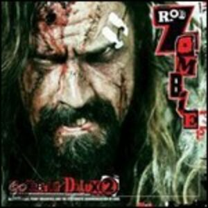 CD Hellbilly Deluxe 2 di Rob Zombie