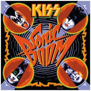 CD Sonic Boom di Kiss