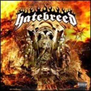 CD Hatebreed di Hatebreed