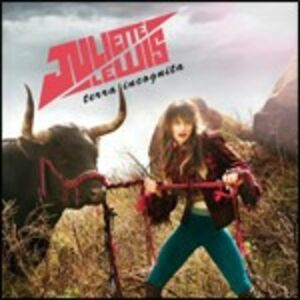 Foto Cover di Terra Incognita, CD di Juliette Lewis, prodotto da Roadrunner
