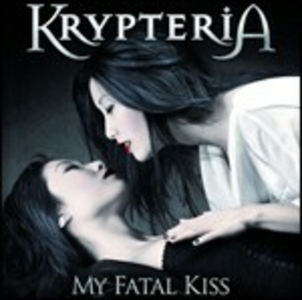 CD My Fatal Kiss di Krypteria