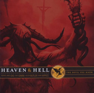 CD The Devil You Know di Heaven & Hell