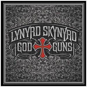 CD God & Guns di Lynyrd Skynyrd