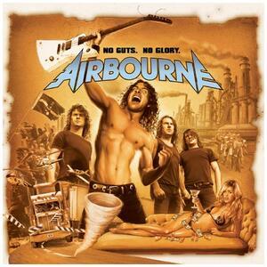 No Guts No Glory - CD Audio di Airbourne