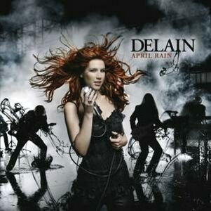 Foto Cover di April Rain, CD di Delain, prodotto da Roadrunner