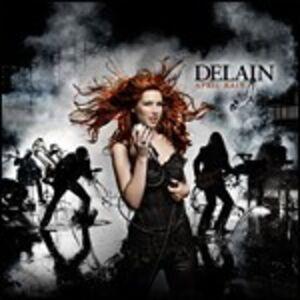 Foto Cover di April Rain, CD di Delain, prodotto da Roadrunner