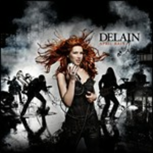CD April Rain di Delain