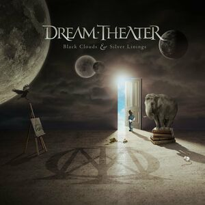 CD Black Clouds & Silver Linings di Dream Theater