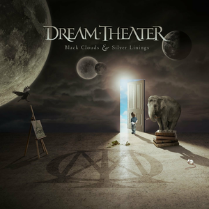 CD Black Clouds & Silver Linings di Dream Theater