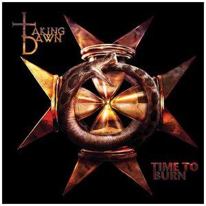 CD Time to Burn di Taking Dawn