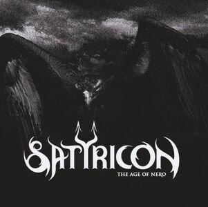 CD The Age of Nero di Satyricon