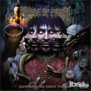 Godspeed on the Devil's Thunder - Vinile LP di Cradle of Filth