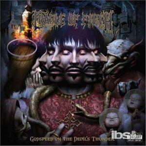 Vinile Godspeed on the Devil's Thunder Cradle of Filth