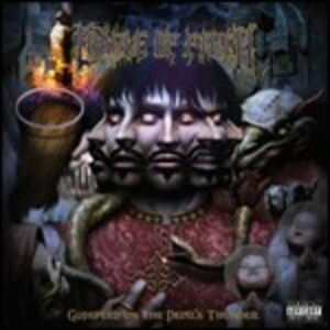 CD Godspeed on the Devil's Thunder di Cradle of Filth