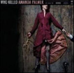 CD Who Killed Amanda Palmer? di Amanda Palmer