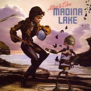 Foto Cover di Attics to Eden, CD di Madina Lake, prodotto da Roadrunner