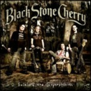CD Folklore and Superstition di Black Stone Cherry