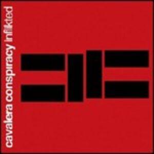 Foto Cover di Inflikted, CD di Cavalera Conspiracy, prodotto da Roadrunner