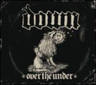 Foto Cover di III. Over the Under, CD di Down, prodotto da Roadrunner