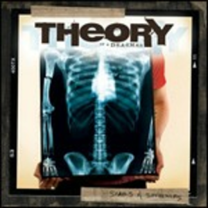 CD Scars & Souvenirs di Theory of a Deadman