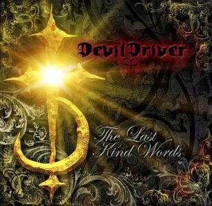 CD The Last Kind Word di Devil Driver