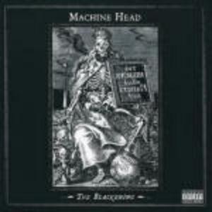 Foto Cover di The Blackening, CD di Machine Head, prodotto da Roadrunner