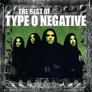 CD The Best of Type 0 Negative di Type 0 Negative