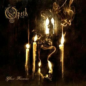 CD Ghost Reveries di Opeth